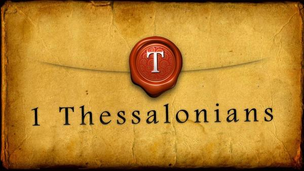 First Letter to the Thessalonians