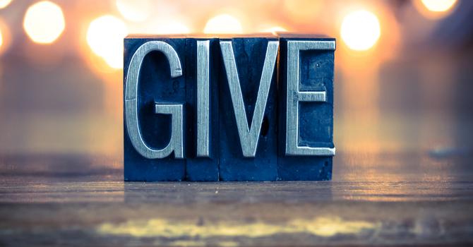 Day of Generosity image