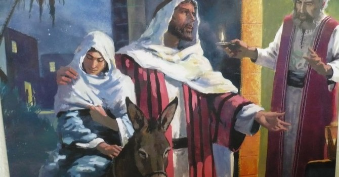 Putting The Innkeeper Back In The Christmas Story