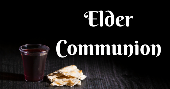 Elder Testimonies