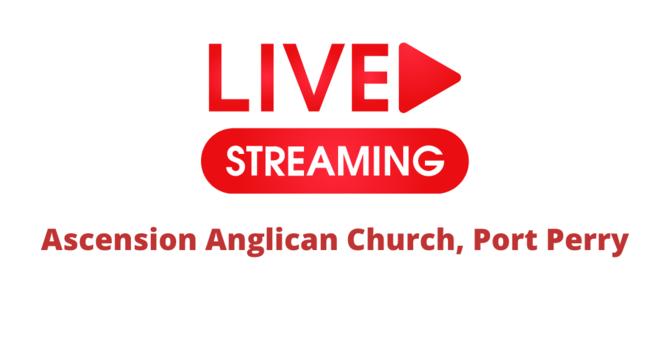 Sunday Live Stream Services image