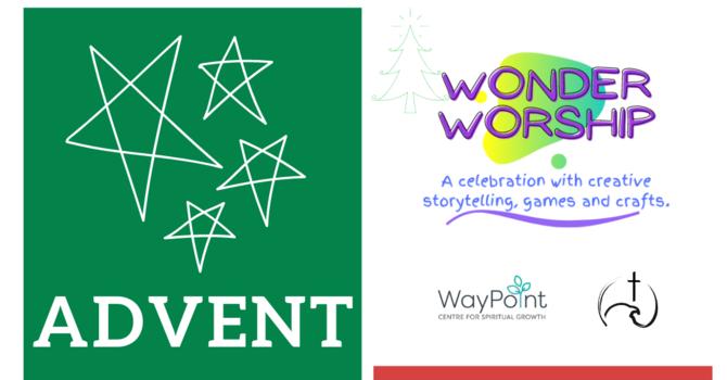 Wonder Worship Advent Edition image