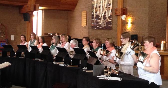 Golden Gaetz Ringers at Sunnybrook image