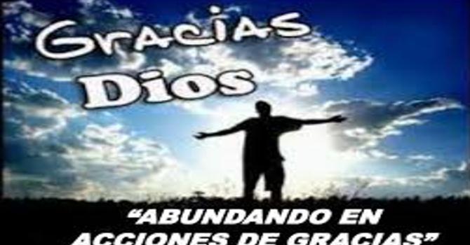 Gracias Dios |  Noviembre 22, 2020 | 9:30 A.M.