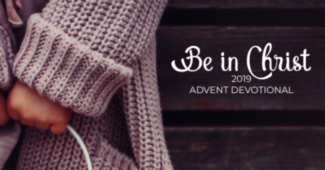 Advent Devotional Available