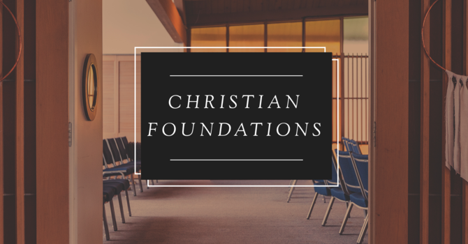 Sunday Foundations