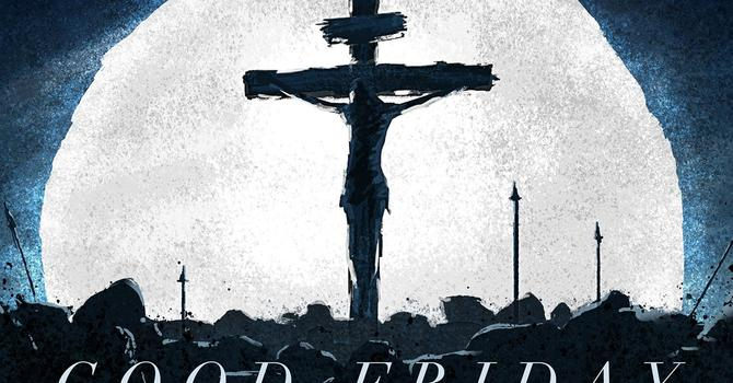 Good Friday Bulletin image