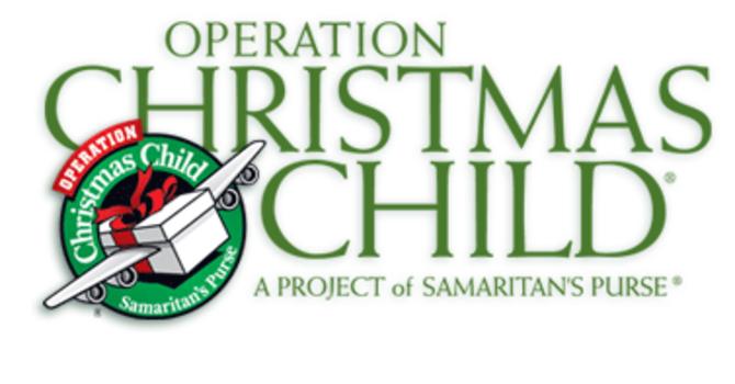 Operation Christmas Child Update image