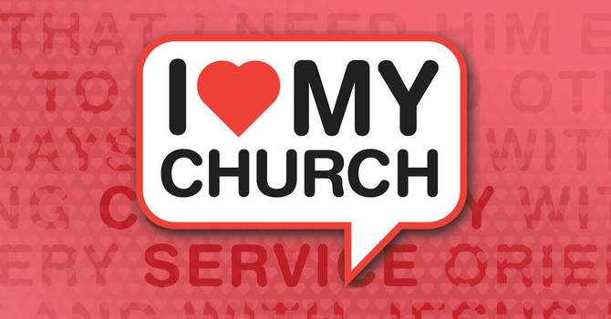 I Love My Church Series image