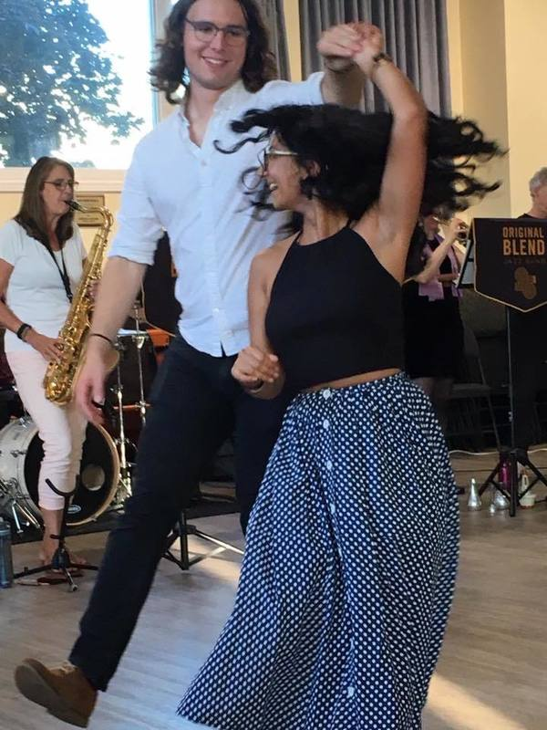 Swing Dance with guest band