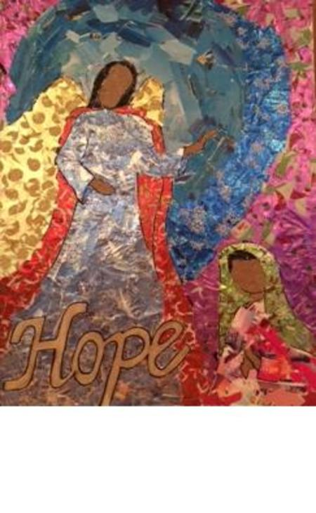 """HOPE""  by our Sunday School Children"
