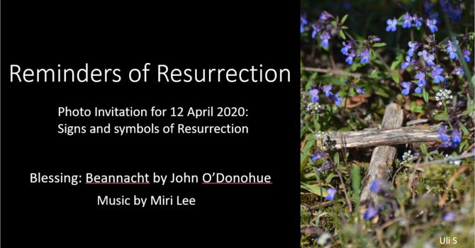 REMINDERS OF RESURRECTION image