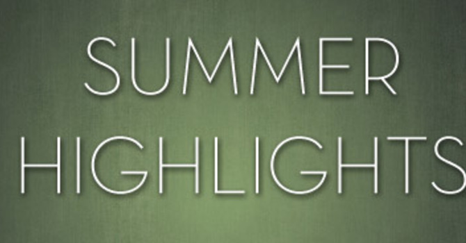 Summer Highlights image
