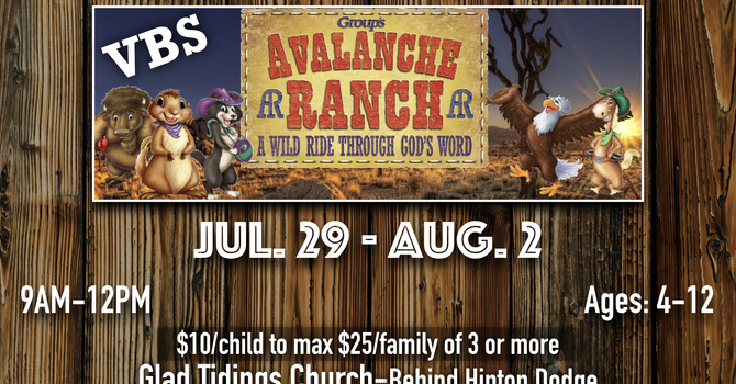 VBS - Avalanche Ranch