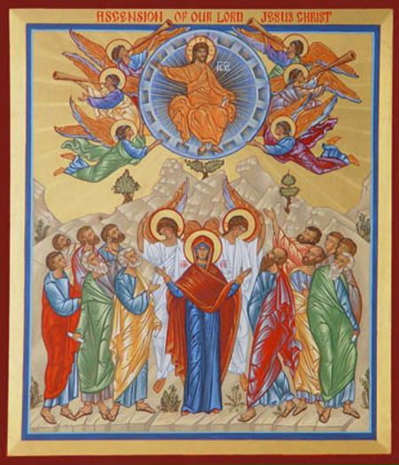 Ascension Day Eucharist