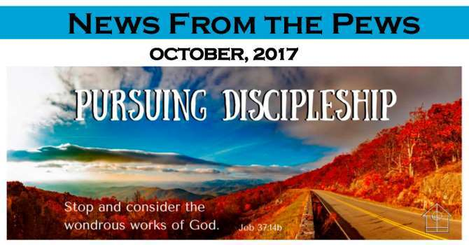 News from the Pews - October image