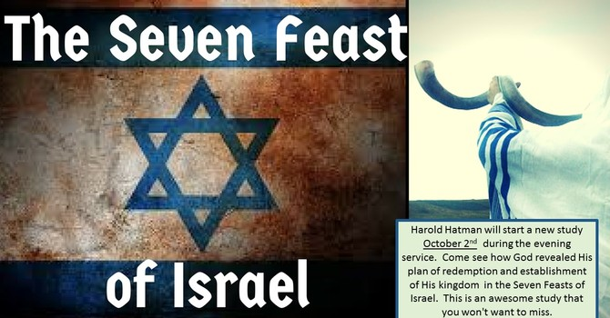 The Feasts of Israel image