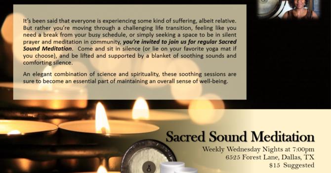 Sacred Sound Meditations