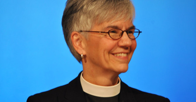 Fifth Anniversary of Archbishop Melissa's Election as Diocesan Bishop image