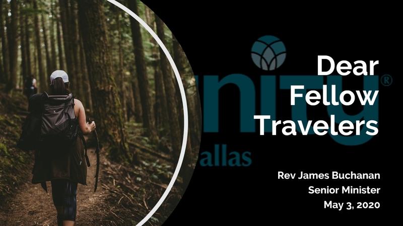 Dear Fellow Travelers