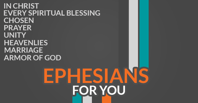 Ephesians For You image
