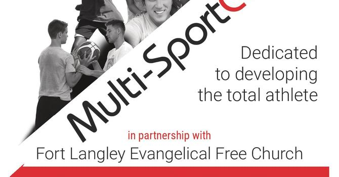 Multi Sport Camp - Church Family Spots are Full!  image