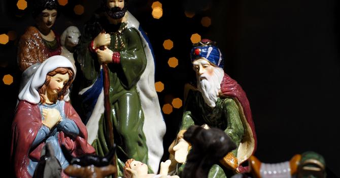 Family Nativity Service