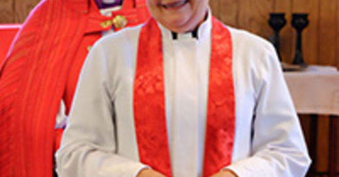 Stepping into a New Ministry Role - Ordination of Jo-Ann Hinter image