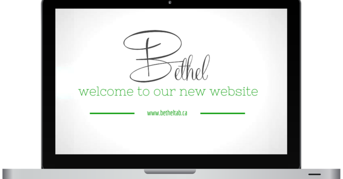 Welcome to Our New Website! image