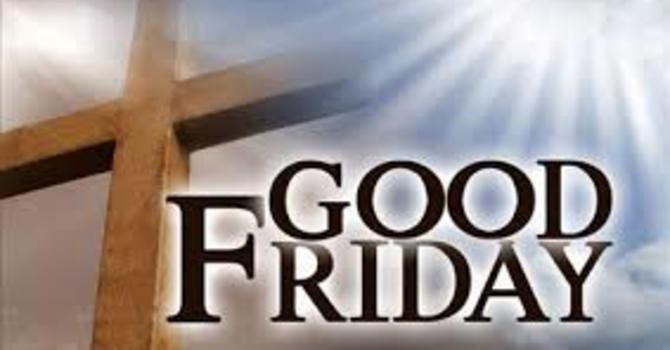 Good Friday Joint Service
