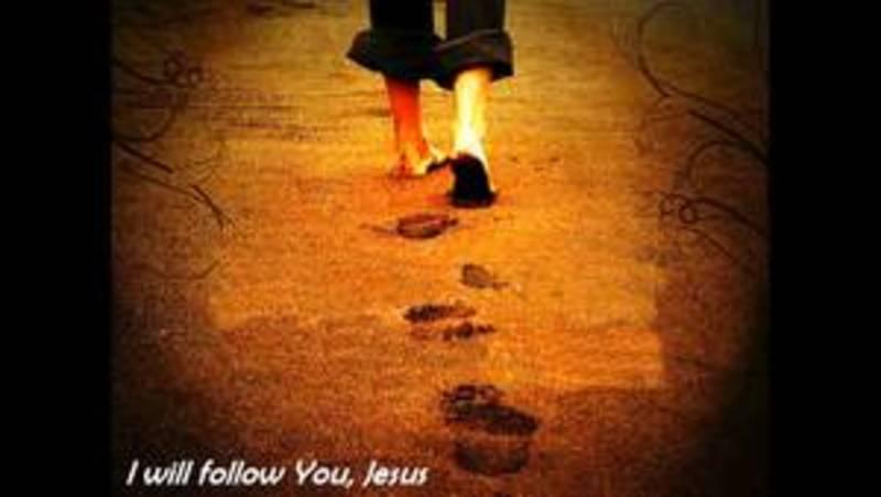 If you Love me, Follow me!