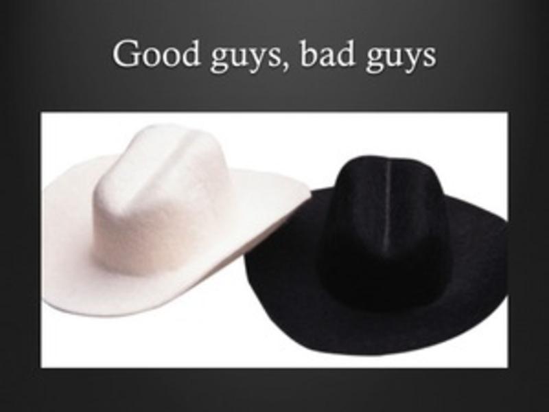 When Bad Boys Win
