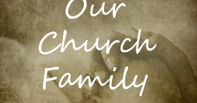 Beulah Family Announcements image