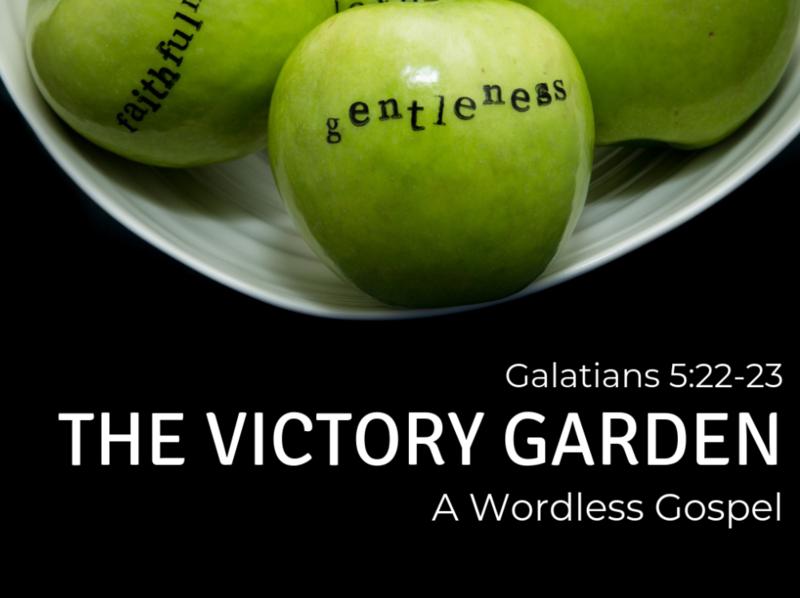 A Wordless Gospel