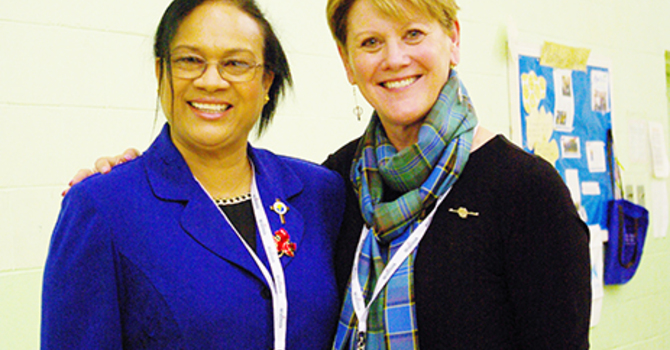 Local named to Mothers' Union board of trustees image