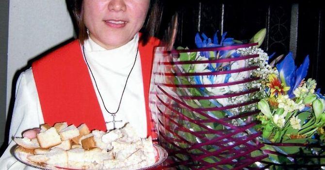 In Memory - Rev. Yoko Kihara image
