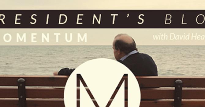 Momentum - October 2016 image