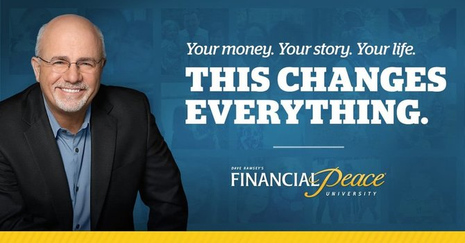 There's so much to learn about financial peace from Dave Ramsey! image
