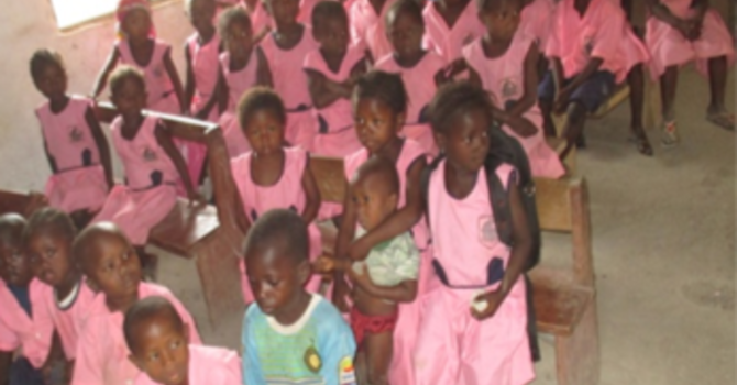 News from our Missionary Partnership:  Sierra Leone image
