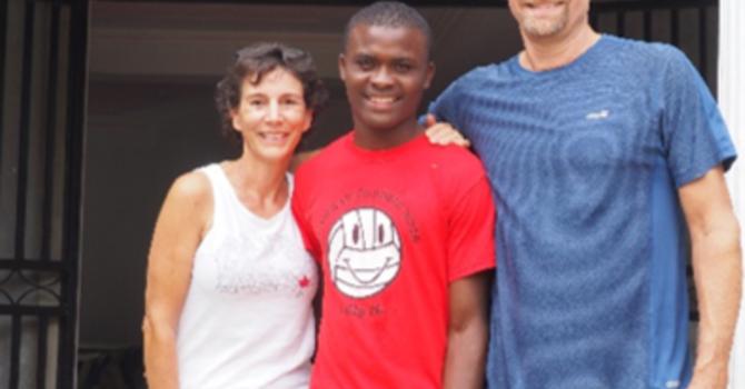 Ed and Lisa's Mission Trip to Haiti image