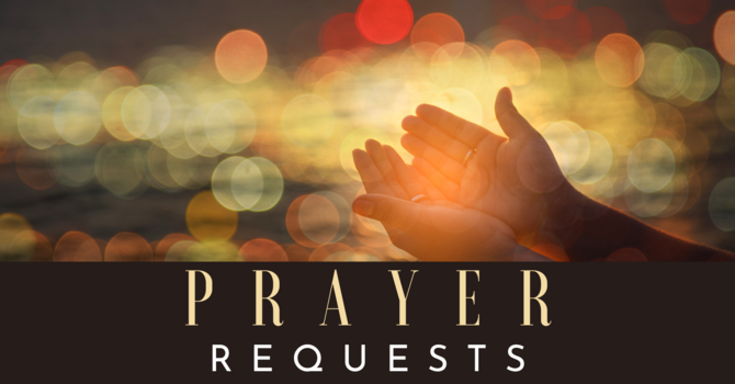 New Prayer Chain Email Address