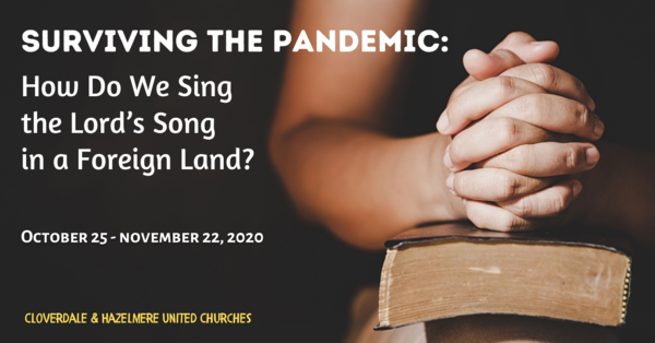 SURVIVING THE PANDEMIC