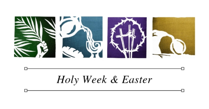 Services for Palm Sunday through Easter Sunday image