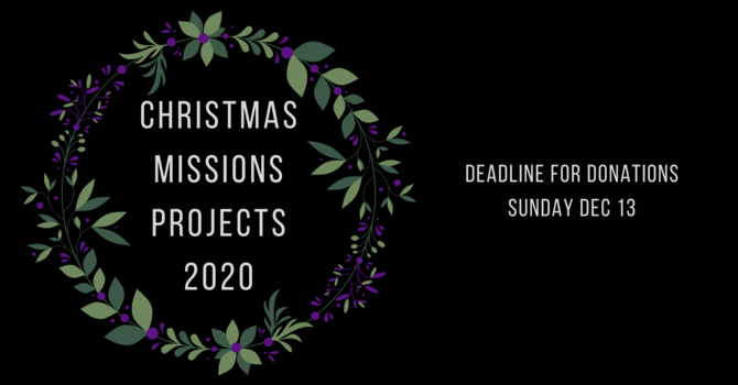 Christmas Missions Projects image