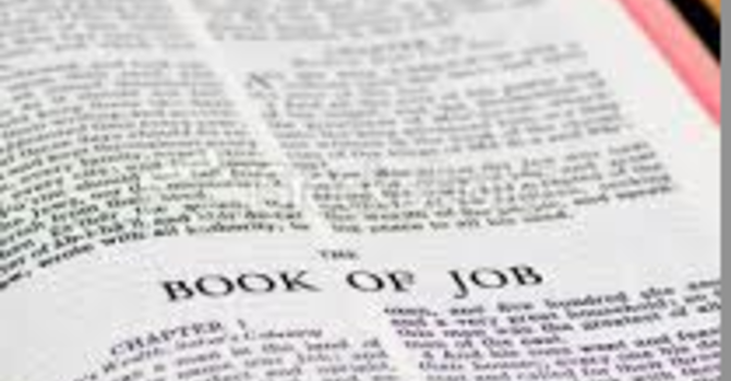 Studies of the Book of Job image