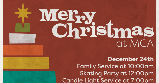 Christmas 2017 at MCA Church image