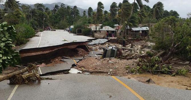 United Church Response to Hurricane Matthew image