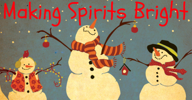Making Spirits Bright Last Sunday image