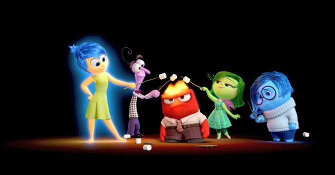 "Pixar's ""Inside Out"" – Silent on the Spirit image"
