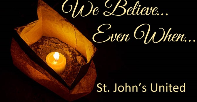 Little Lights are Shining Brightly in the St. John's Community of Faith image